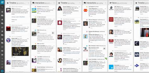 The Best Twitter Client  Hootsuite Vs Tweetdeck