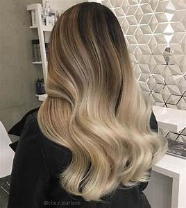 Ombré Hair Blond Foncé : 60 best ombre hair color ideas for blond brown red and black hair ~ Nature-et-papiers.com Idées de Décoration