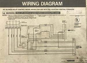 Air Handler Blower Motor Wiring Diagram