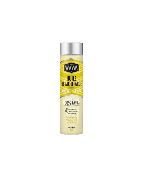 huile de moutarde cuisine huile de moutarde stimulante nourissante et gainante