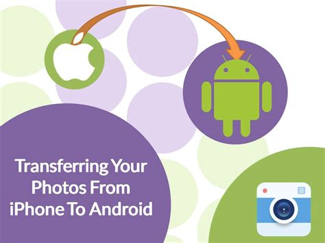 transfer pictures from iphone to android how to transfer photos from iphone to android