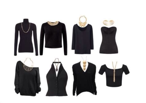 How To Accessorize A Boat Neck Dress by From Blah To Ta Dah Necklaces That Enhance Every