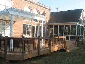 Covered Arbor Archadeck Charlotte To Do Porch Light Fixtures