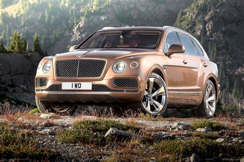 new bentley new bentley bentayga will spawn a seven seater 187mph suv