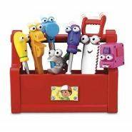 Fisher Price Handy Manny's Repair Shop Channel 2