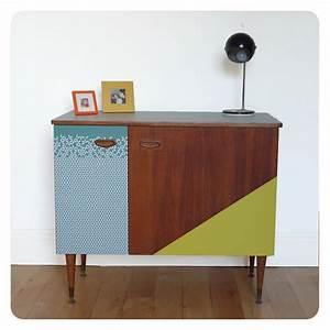 Meuble Rangement Couture : meuble couture vintage mes petits meubles vintage ~ Farleysfitness.com Idées de Décoration