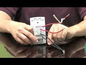 How To Wire Electric Underfloor Heating Wiring Diagram : how to wire a thermostat youtube ~ A.2002-acura-tl-radio.info Haus und Dekorationen