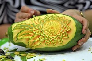 European Vegetable Carving Championships | Amusing Planet