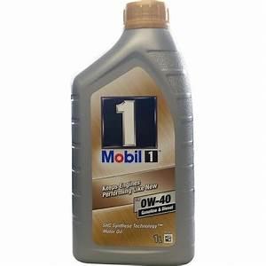 Mobil1 0w40 New Life : huile moteur mobil 1 new life 0w40 synth tique ~ Kayakingforconservation.com Haus und Dekorationen