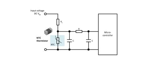 how to use temperature protection devices chip ntc