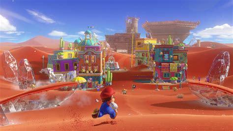 Super Mario Odyssey  Bild 8 Playmde