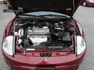 2003 Mitsubishi Eclipse Spyder Gs Convertible 2