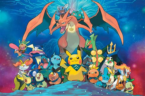 The 10 Best Pokemon Of All Time