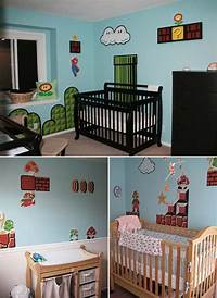 unique nursery ideas 22 Terrific DIY Ideas To Decorate a Baby Nursery