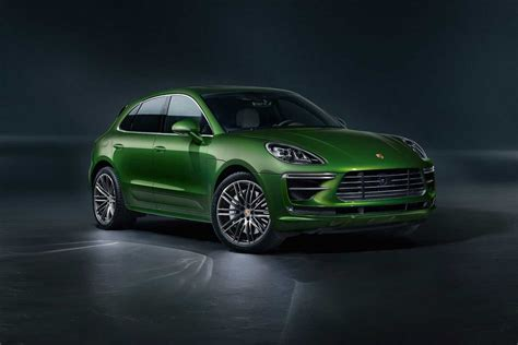 porsche macan turbo revealed