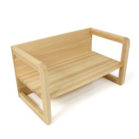 Table  Banc Pour Enfant Tim De Jan Kurtz