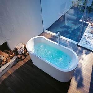 Baignoire A Bulle : les baignoire lots jacuzzi et spa ~ Melissatoandfro.com Idées de Décoration