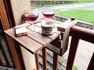 Table Pour Petit Balcon : balcon tout petit l 39 ap ro c 39 est maintenant possible ~ Melissatoandfro.com Idées de Décoration
