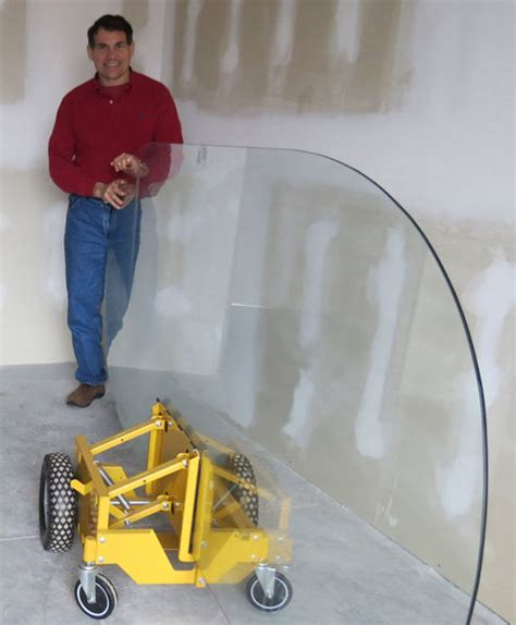 panel moving cart dolly for glass wood doors drywall