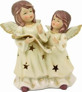 Figuren Für Schneekugeln : schutzengel engel figuren paar in creme beleuchtet gr e ~ Frokenaadalensverden.com Haus und Dekorationen