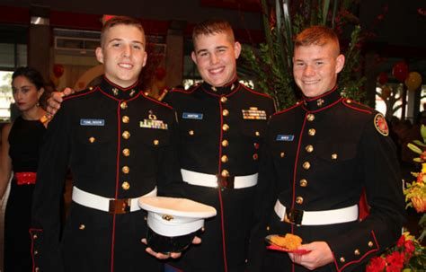 military boarding schools  build good character