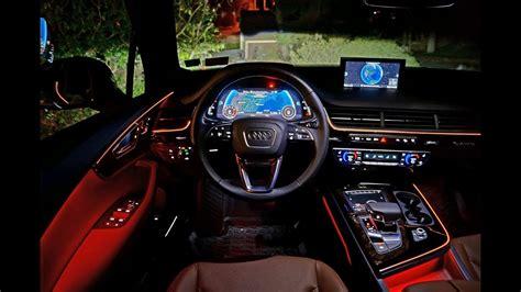 2018 Audi Ambient Lighting Tutorial (custom Interior