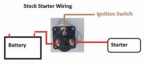 1989 Ford F250 Starter Solenoid Wiring Diagram