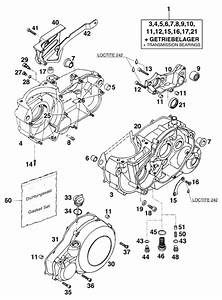 Ktm Fiche Finder Engine Case 350