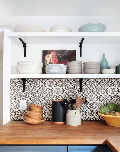 chambre a gaz vrai ou faux 10 crédences de cuisine inspirantes côté maison