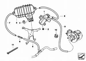 Original Parts For E60 530d M57n Sedan    Engine   Vacum