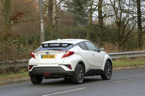 Toyota Chr Hybrid Hd Picture by Toyota C Hr Review 2017 Autocar