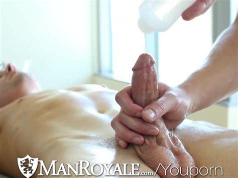 Manroyale Sensual Massage Turns Into Hot Sex Free Porn