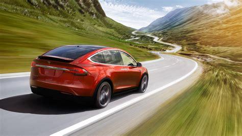 2017 Tesla Model X Wallpapers & Hd Images