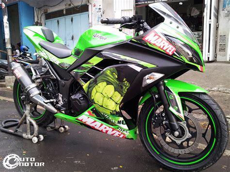 Kawasaki Z250 Modification by Modified 205r 2013 Hulkjpg Motomalaya