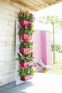 Rideau Pour Balcon : comment avoir un balcon fleuri id es en 50 photos ~ Premium-room.com Idées de Décoration