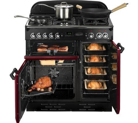 Buy RANGEMASTER Classic 90 Gas Range Cooker   Cranberry