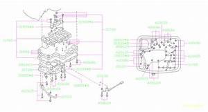 Subaru Forester Transmission Filter  Valve  Control  Oil