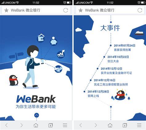 We Banc by Tencent To Launch China S 1st Bank Webank