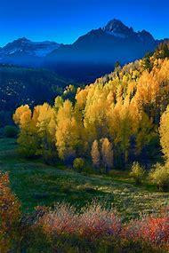 Colorado Rocky Mountains Fall