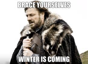 winter is coming 91x fm