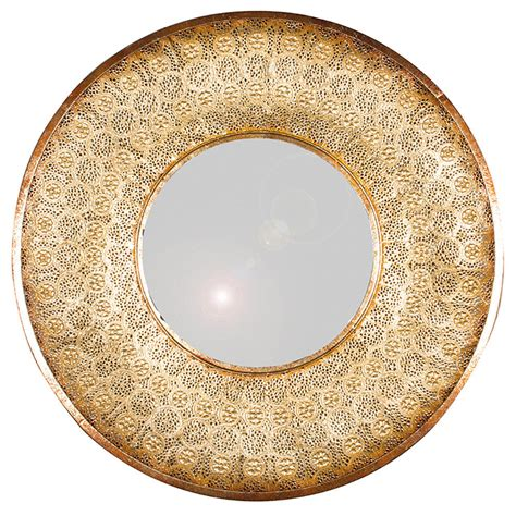 Mirrors can make a small space appear larger or reflect a beautiful painting or other decorative item in a person's home. Gold Wall Hung Mirror Large Gold Mirror Gold Mirror ...