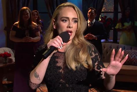 [VIDEO] 'SNL' Recap: Adele — 'Saturday Night Live' Best ...