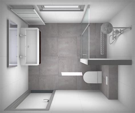 Kleine Badkamer Met Inloopdouche  Kleine Badkamers