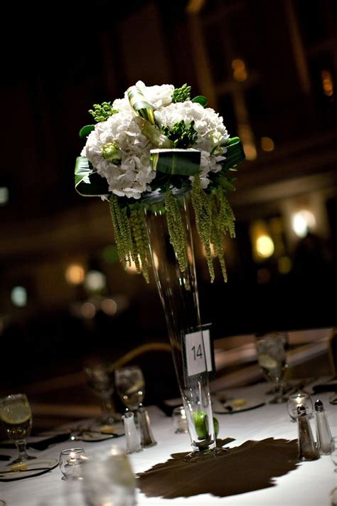 elegant black ivory  green real wedding