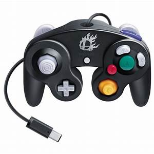 Nintendo GameCube Controller Super Smash Bros Edition Wii ...