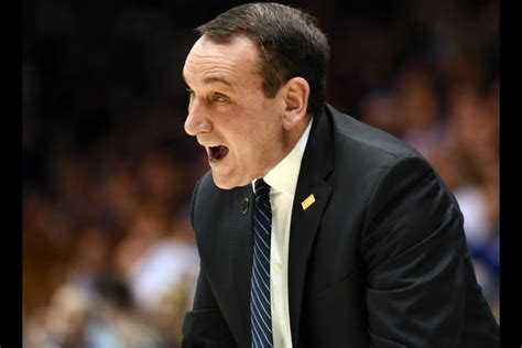 Krzyzewski out for Duke's Saturday game due to contact tracing
