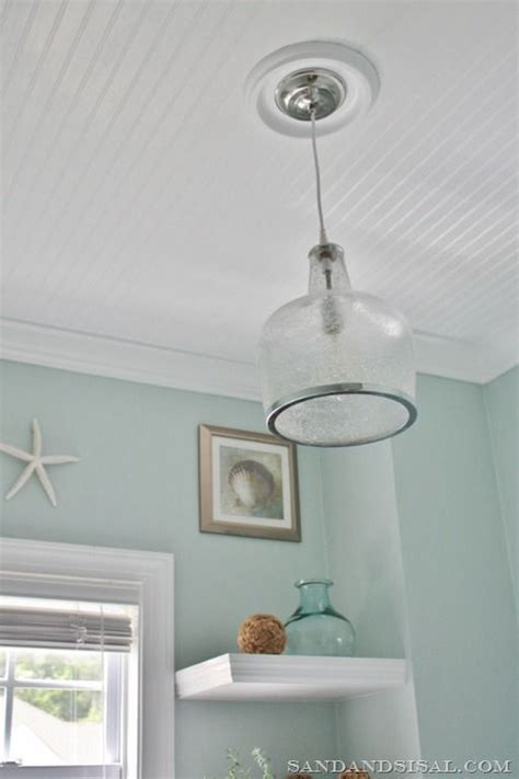 installing bead board ceiling home decor dropped