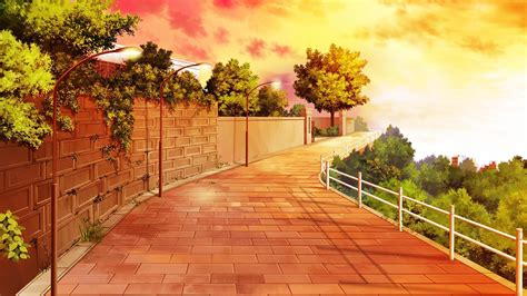 Anime City Scenery Wallpaper - scenery wallpapers wallpaper cave