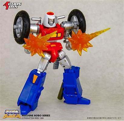 Robo Machine Bike Dx Toys Action Series