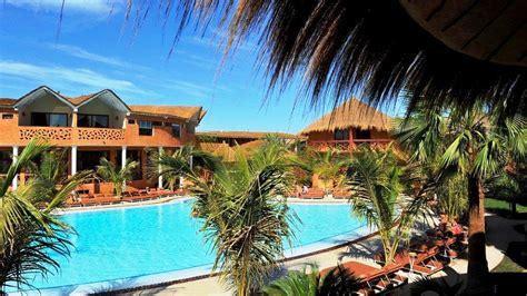 les chambres bebe le lamantin resort hotel de luxe au sénégal